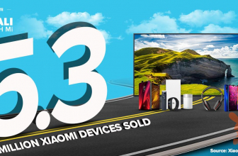 Xiaomi India: Over 5,3 million devices sold in a few days