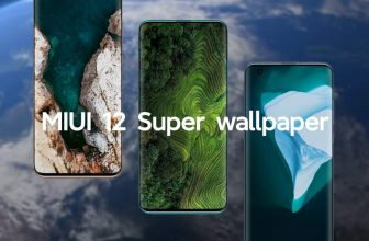 Super Wallpaper: the new Mi Weather arrives on MIUI 12 | Download