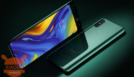 Xiaomi Mi MIX 3 now available in Emerald Green