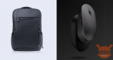 Xiaomi Business Travel Backpack 2 e MIIIW S500 Mouse adesso in vendita