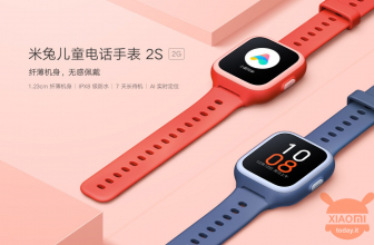 Xiaomi Mi Bunny Smartwatch 2S presented in China, the new smartwatch for children