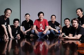 Reorganization in Xiaomi: Lu Weibing is promoted and Lei Jun leaves his leading position in China