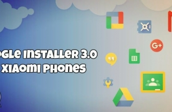 Help: Google 3.0 Installer on all Xiaomi devices and say goodbye to the China Stable ROM curses