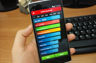 Videoreview OnePlus One, between CyanogenMod and ColorOS