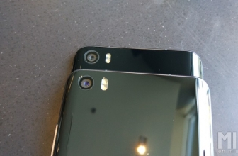 Xiaomi MI5 Black vs Mi5 PRO Black - Comparador de fotos