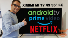 Xiaomi Mi TV 4S 55 ″ 4K | Android TV review at the right price.