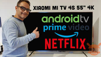 Xiaomi Mi TV 4S 55 ″ 4K | Android TV-recension till rätt pris.