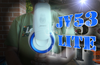 """Jimmy JV53 Lite review: when """"Lite"""" doesn't mean worse!"""