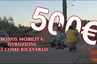 BONUS 500 euros SCOOTERS and BIKES. We will explain it to you !!!