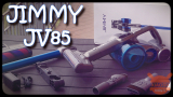 Jimmy JV85 Review - זול יותר מגרסת ה- PRO אך אותה יעילות