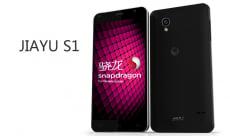 The powerful Jiayu S1 video screen
