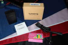 Lumsing LUM40W: Intelligent Power in Little Space [Video-Review + Coupon]
