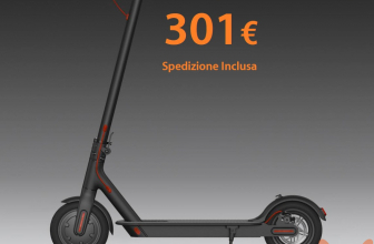 Discount Code - Xiaomi M365 electric scooter with 301 €
