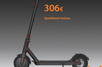 Discount Code - Xiaomi M365 Electric Scooter at 306 € Shipping Included