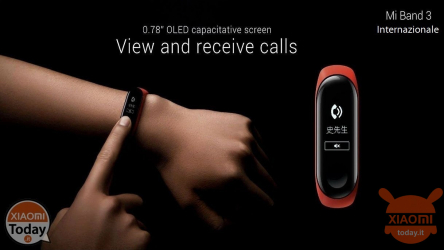 Discount Code - Xiaomi Mi Band 3 International to 12 € from China and 19 € from Amazon