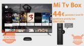 Discount Code - Xiaomi Mi TV Box 4K International 2 / 8Gb for only 44 € warranty 2 years Europe
