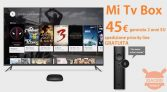 كود الخصم - Xiaomi Mi TV Box 4K International 2 / 8Gb لـ 45 € فقط الضمان 2 years Europe و شحن مجاني ذي أولوية