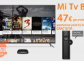 Offer - Xiaomi Mi TV Box 4K International 2 / 8Gb only 47 € 2 guarantee years Europe