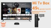 Offer - Xiaomi Mi TV Box 4K International 2 / 8Gb only 49 € 2 years Europe warranty and FREE Italy Express shipping