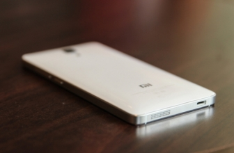 Some interesting features of the new Xiaomi MI4