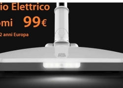 Offer - Xiaomi Handheld Electric Mop with 99 € 2 years European warranty and Italy Express shipping included!