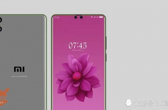 New Mi 9 concepts show a smartphone with a truly infinite display and invisible front cameras!