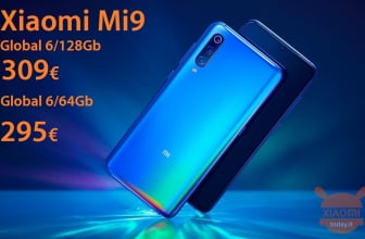 Discount Code - Xiaomi Mi9 Global 6 / 64Gb at 295 € and 6 / 128Gb at 309 € priority shipping Included