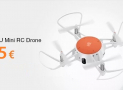 Discount Code - Xiaomi MITU Mini RC Drone at 45 €