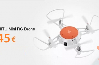 Code de Réduction - Xiaomi MITU Mini RC Drone au 45 €