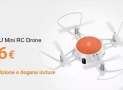 Discount Code - Xiaomi MITU Mini RC Drone to 46 € shipping and customs included!