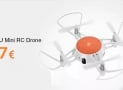 Discount Code - Xiaomi MITU Mini RC Drone at 47 €