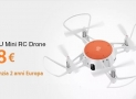 Offer - Xiaomi MITU Mini RC Drone to 58 € 2 warranty years Europe and priority delivery Included