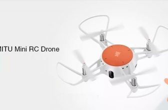 Xiaomi MITU drone today is on offer at 37 € shipped from Europe