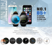 NO.1 D5 Smartwatch Black 8Gb Rom 1Gb RAM 85 € الشحن والجمارك