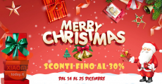 Offer - Christmas party from HonorBuy.it