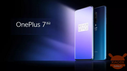 Discount Code - OnePlus 7 Pro 8 / 256Gb at 555 € OnePlus one year official warranty