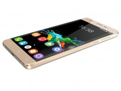 $148.99 Only Gold K6000 Pro Smartphone(In Stock) w/ Free Shipping from TOMTOP Technology Co., Ltd