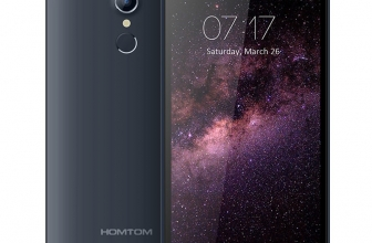 $ 69.99 HOMTOM HT17 Smartphone w / Δωρεάν αποστολή (100 PCS μόνο) από TOMTOP Technology Co., Ltd.