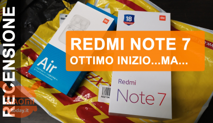 Review RedMi Note 7 - Break away from Xiaomi and get it right