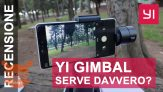 Xiaomi YI Gimbal Review for SmartPhone