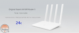 Unboxing von Xiaomi Mi Router 3 (Coupon in 24 Artikel bei €)