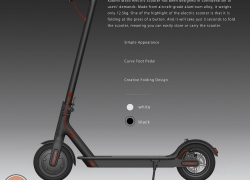 Discount Code - Xiaomi M365 Electric Scooter to 350 € with FREE Priority shipment