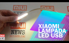 [Review] Xiaomi Led USB Lamp