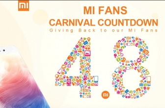 Gearbest Me Fans Carnival, the discount holiday on Xiaomi products