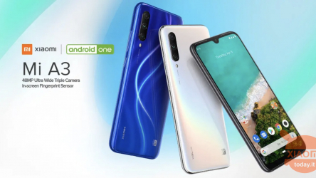 The Xiaomi Mi A3 at such a price is truly unmissable