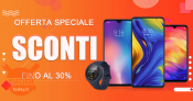 Offer - Discounts up to 30% on HonorBuy.it in advance on Mi9!