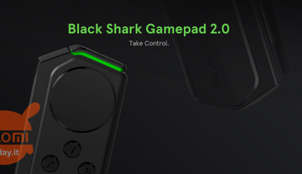 Black Shark Gamepad 2.0 in prevendita