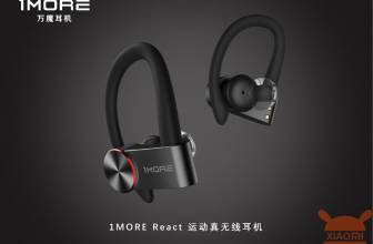 1MORE React Sport and Iron Pro Edition are the brand's new headphones presented at CES 2020