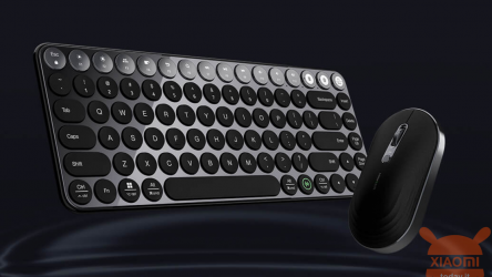 Xiaomi presents smart keyboard with voice input and mouse with adjustable height