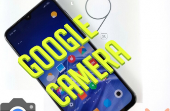 Installeer de Google Camera op Xiaomi Mi 9 SE zonder root
